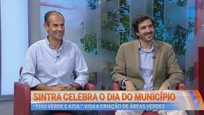 Sintra celebra o dia do município
