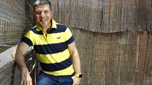 João Baião infetado com Covid-19