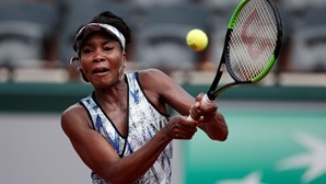 Tenista Venus Williams envolvida em acidente rodoviário que provocou um morto