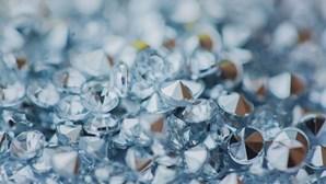 Angola tem reservas de diamantes superior a mil milhões de quilates