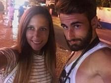 Cláudia Duarte e Rafa