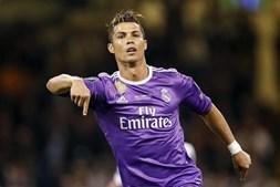 Cristiano Ronaldo eleito o desportista mais bem pago do mundo