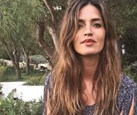 Sara Carbonero no Algarve