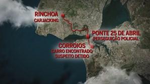 Corroios, Mercedes, Hospital Garcia de Orta, Seixal, Santa Marta do Pinhal, Estrada Marquês de Pombal, A2, AMG, Sintra, GNR, PSP, Rinchoa, A45, Fertagus, Sul, crime, lei e justiça, polícia