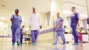 Adesão à greve dos trabalhadores do setor da saúde ronda os 80%