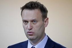 Alexei Navalny, líder da oposição na Rússia