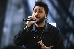 6º The Weeknd