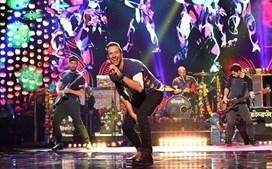 8º Coldplay