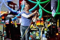 A banda britânica ganhou durante o ano 79 milhões de euros