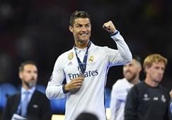 5º Cristiano Ronaldo