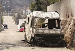 Ruas de Nodeirinho são testemunhas do horror das chamas que levaram a morte àqueles que tentavam fugir