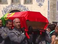 Gil Fernando Paiva Benido morreu na sequência de um ataque de elementos rebeldes