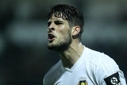 Emprestado pelo FC Porto ao Rio Ave na última época, Gonçalo Paciência pode rumar ao Parma