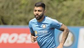 Gabriel Barbosa custou ao Inter 29 milhões de euros, mas não justificou