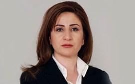 Vian Dakhil é a única deputada Yazidi no parlamento iraquiano