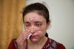 Lamiya Haji Bashar foi violada por 40 terroristas