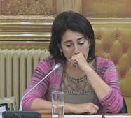 'Foi o momento mais difícil da minha vida', disse Constança Urbano de Sousa