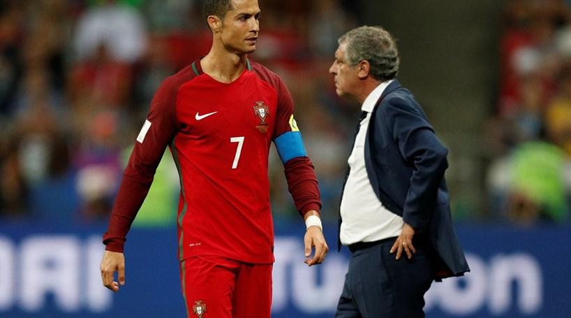 236830f380 Portugal conhece sexta-feira os adversários para o Mundial2018 ...