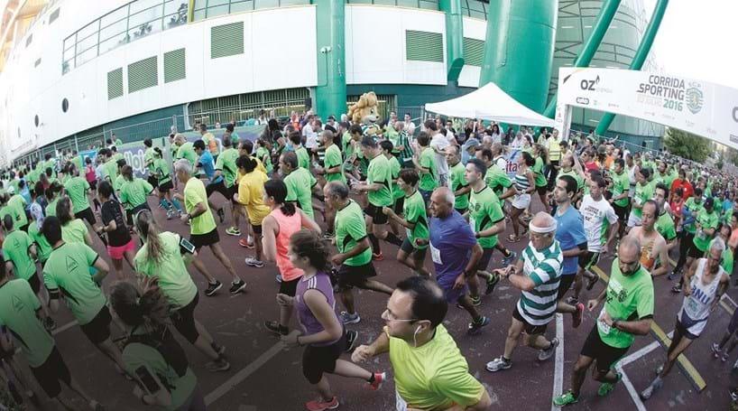 98581efd77a9b Corrida do Sporting - Em Forma - Correio da Manhã