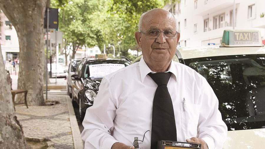 Gilberto Pomposo circula desde 1996 com o nº 1 e não se conforma com a decisão do Supremo Tribunal Administrativo
