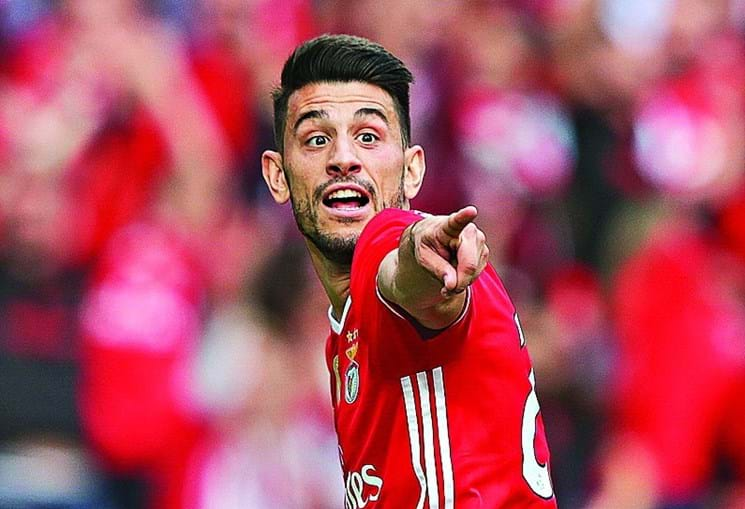 Pizzi foi pedra decisiva do Benfica na conquista do tetracampeonato