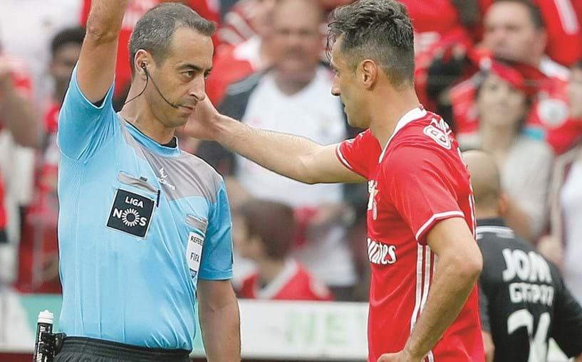 Jorge Sousa, árbitro internacional de 41 anos, é o melhor de 2016/2017