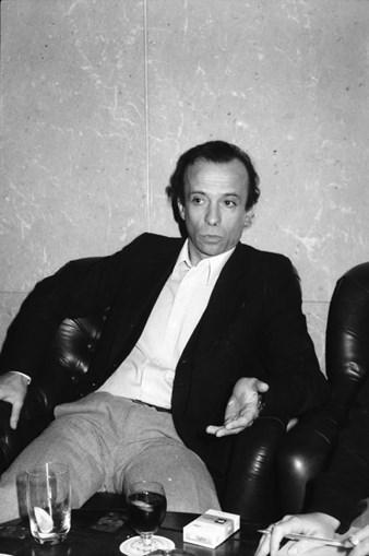 O ator e cantor Vítor Espadinha