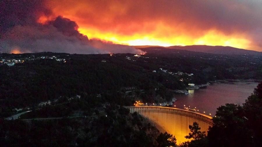 Trágico incêndio em Pedrógão Grande