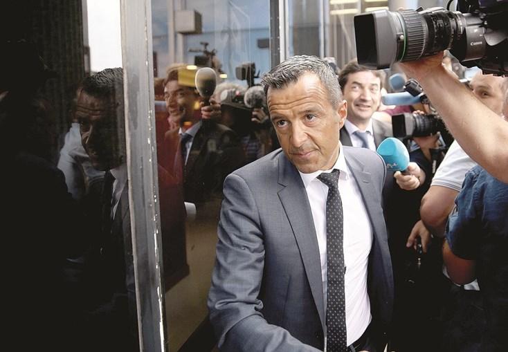 Jorge Mendes é arguido num caso relacionado com fraude fiscal em Espanha