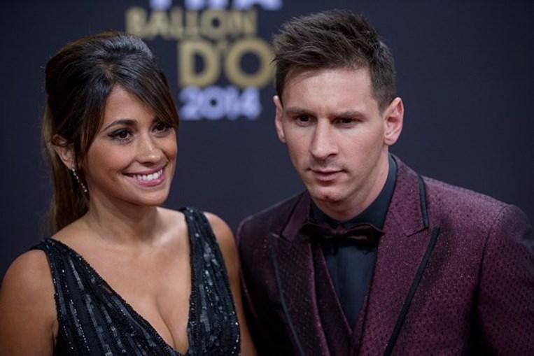 Lionel Messi e Antonella Roccuzzo, juntos desde 2008, vão casar pelo civil