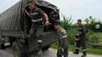 Mais de 250 militares das forças armadas empenhados contra os fogos