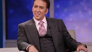 Nicolas Cage anula casamento quatro dias após 'dar o nó'