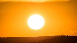 Fim de semana à porta com sol e calor. Temperaturas perto dos 30 graus