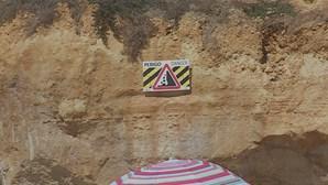 75 praias têm arribas perigosas