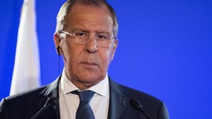 """Ministro russo acha """"selvagem"""" que Trump Jr seja acusado de receber informação de Moscovo"""