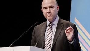 Moscovici diz que é toda a zona euro que vira uma página