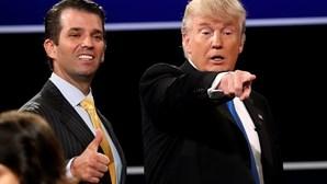 Twitter suspende filho de Donald Trump por partilhar desinformação sobre coronavírus