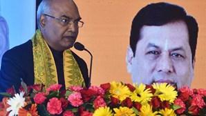 Deputados indianos votam para eleger um novo presidente para o país