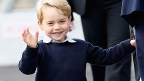 Daesh ameaça de morte príncipe George
