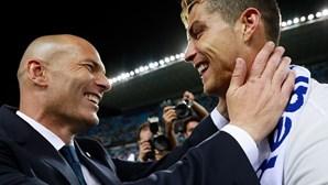 Zidane convence Ronaldo a ir para Turim