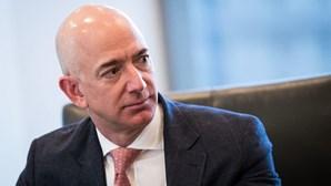 Jeff Bezos, fundador da Amazon, é o homem mais rico do mundo