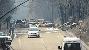 Autarca diz que falta reconstruir três casas destruídas pelos incêndios de 2017 em Castanheira de Pera