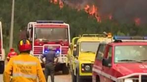Sapador suspeito de atear fogo em Oleiros