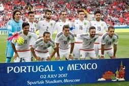 Portugal e México discutem 3º lugar da Taça das Confederações em Moscovo