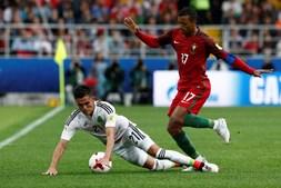 Duelos intensos no Portugal- México