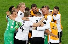 Alemanha venceu a Taça das Confederações ao derrotar o Chile por 1-0