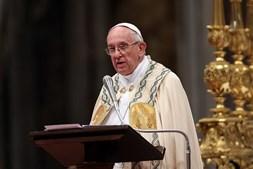 Papa Francisco aborda as 'armadilhas da tentação'