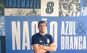 Iker Casillas confirma que vai continuar no FC Porto