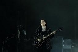 Os The xx durante concerto