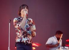 Os Phoenix em concerto no NOS Alive